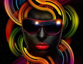 Retro & Futuristic Digital Art Inspiration: James White