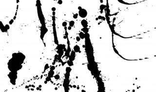 splatters