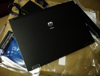 HP EliteBook 8740w Mobile Workstation Review