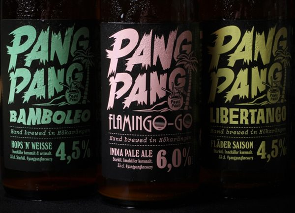 11 of the Most Stunning & Minimalistic Beer and Cider Labels Ever